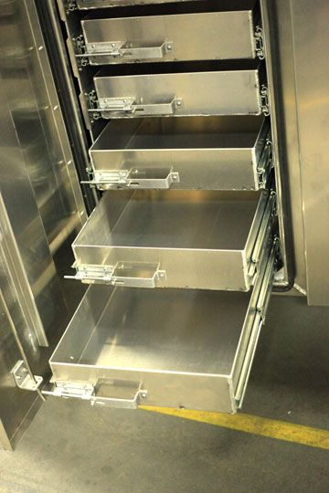 Truck Storage Drawers For Service Bodies And Tool Boxes By Highway Products Utility Truck Beds Truck Bed Work Truck Storage