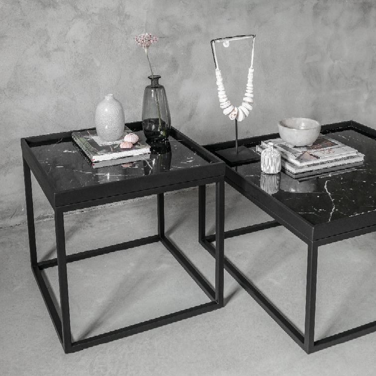 Coffee Table Tray Small Tafel Salontafel Interieur