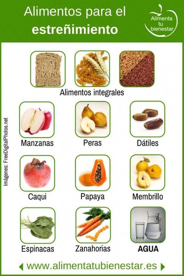 alimentos altos en fibra para el colon