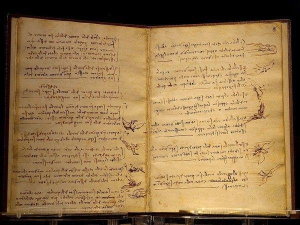 Leonardo Da Vinci Biografia Opere E Mostre Arte It Leonardo