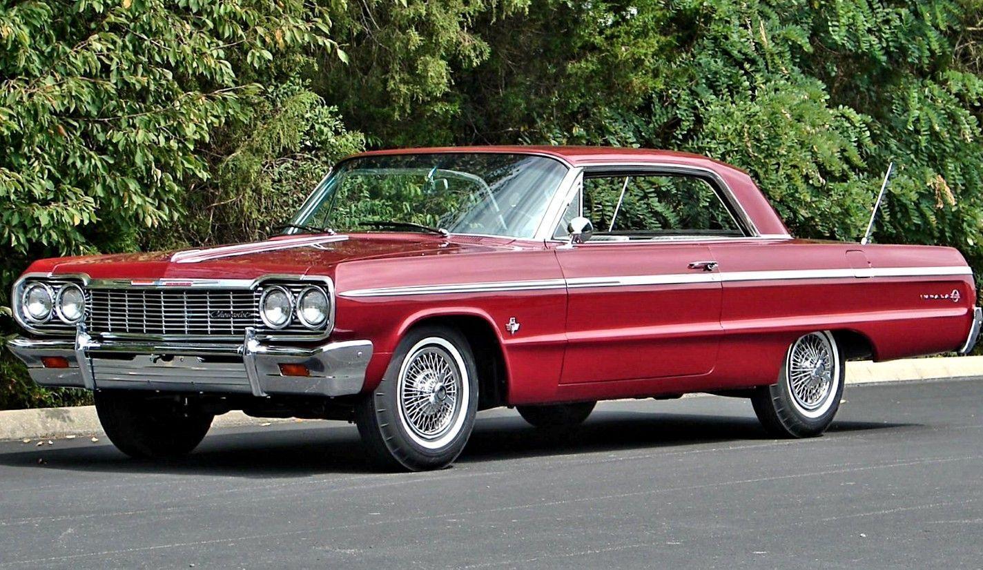 1964 chevy impala ss classiccarschevrolet chevy classic cars rh pinterest com