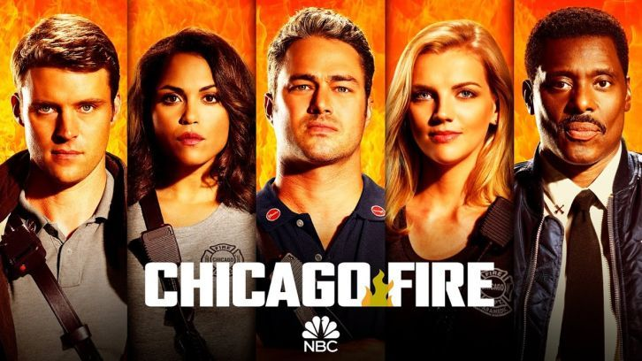 Chicago Fire Season 5 Promos Poster Banner Chicago Fire Chicago Fire Season 5 Chicago