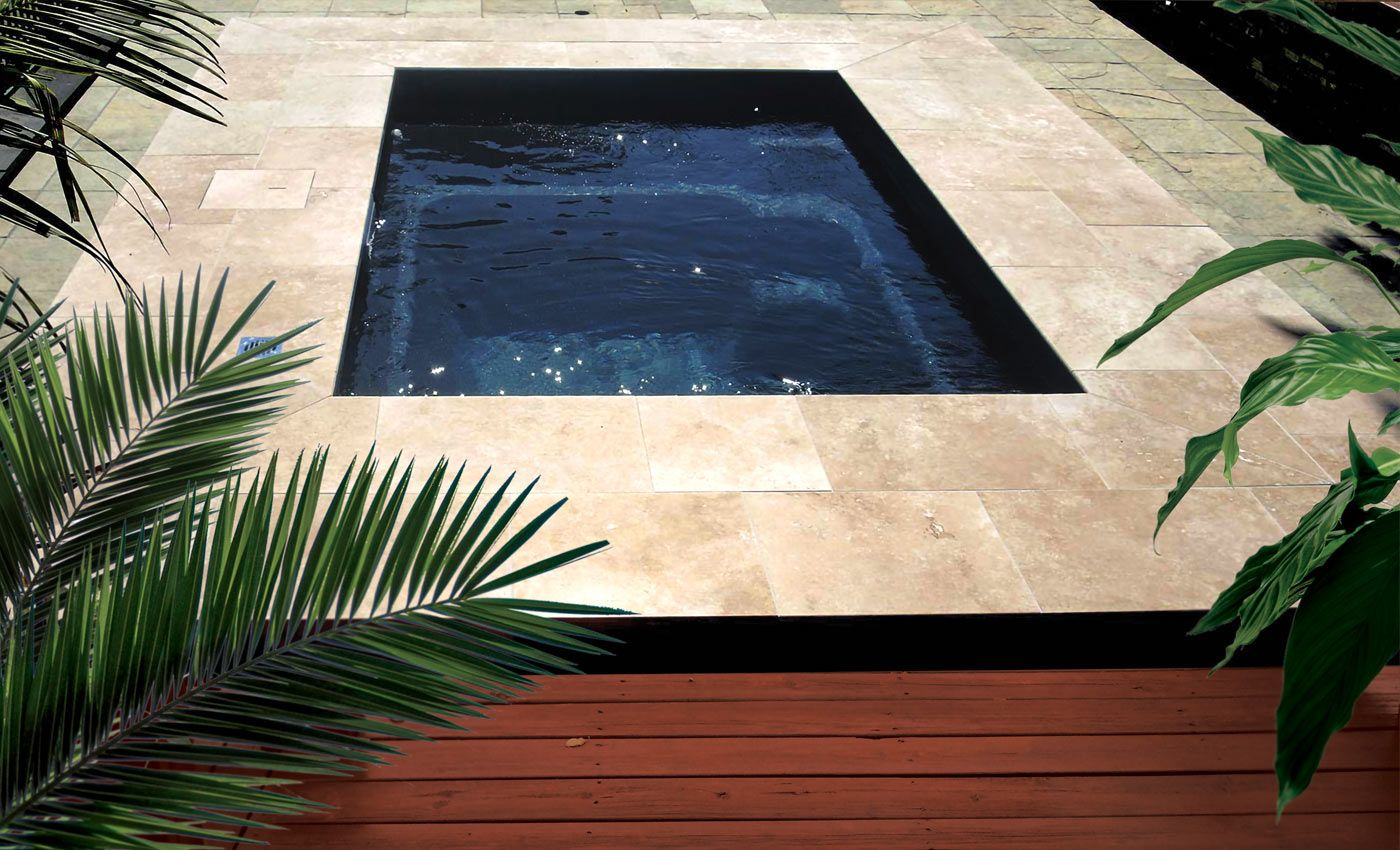 The Fiji Plunge Leisure Pools Usa Leisure Pools Plunge Pool Small Pools