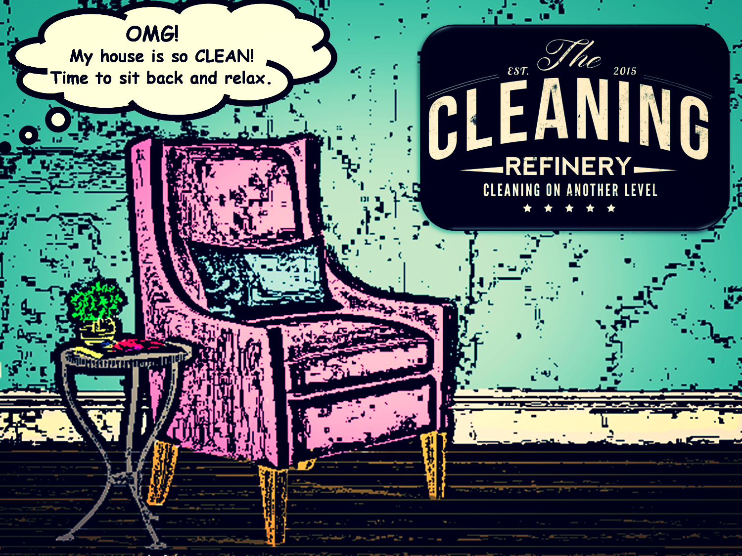 The Cleaning Refinery We offer a wide range of home cleaning.  We will do almost anything that needs cleaning. From fridges, stoves, small appliances, cupboards, closets etc.  Quick and efficient - we get the job done. Our deep cleaning service is seriously detail oriented.  It is less a functionally appealing clean, but rather an extreme clean.  Getting in crack & creavices with presion tools.  https://www.facebook.com/thecleaningre