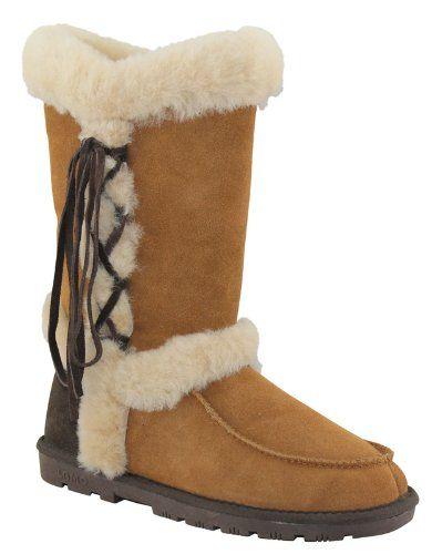 957ca31a77a Lamo Sonic II W5002 Women's Boots Suede Sheepskin Wool Lined | All ...