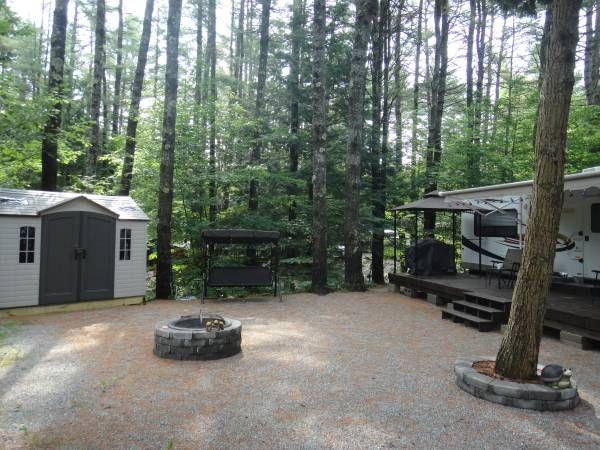 Pin By Amanda Messier On Camp Campsite Setup Camping Set Up Camping Set