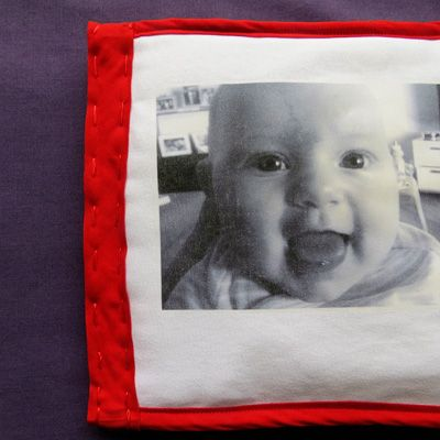 Make Your Own Cloth Baby Book Books Babies And Tutorials