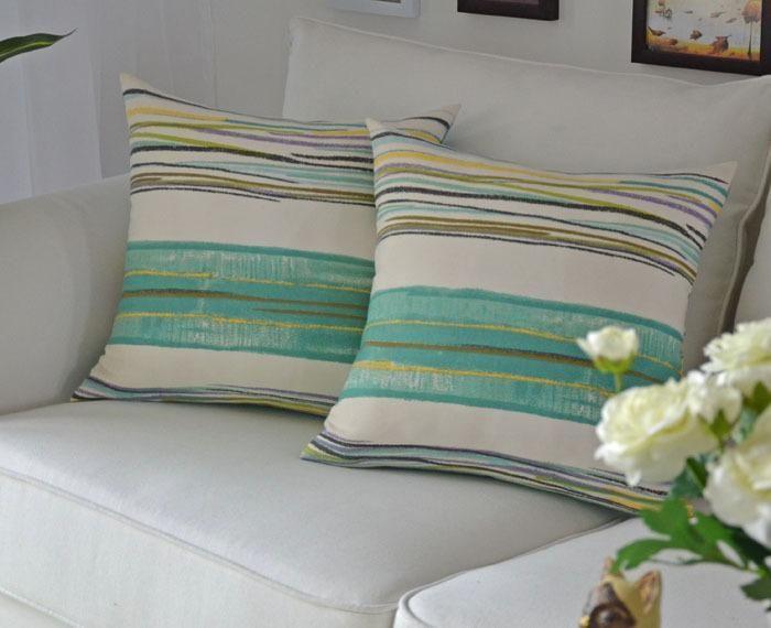 best cheap stripes pillow for the sofa chair cushion mat covers rh pinterest com