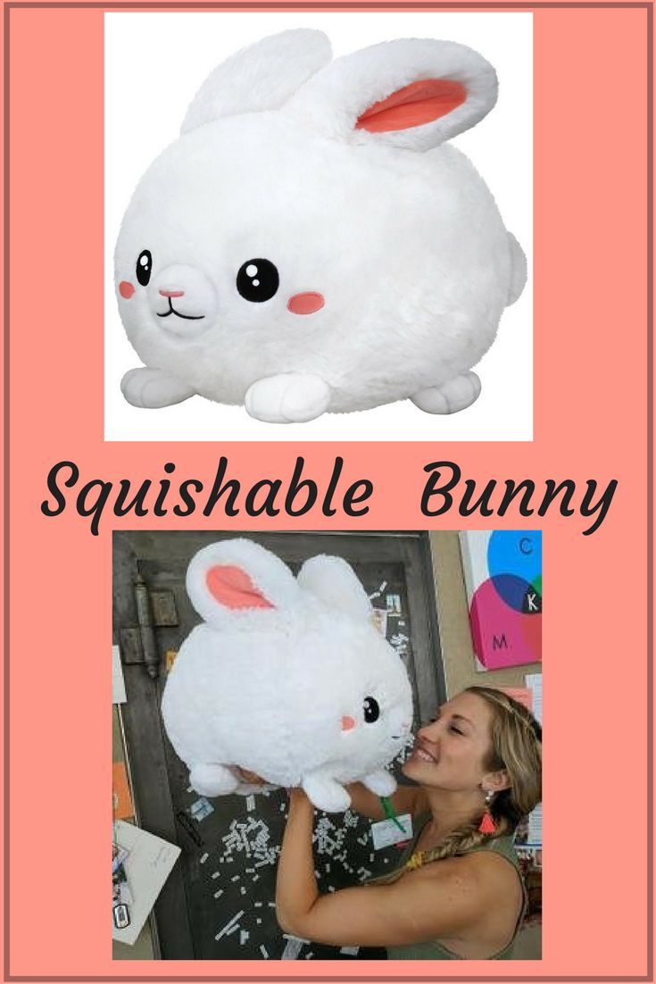 My granddaughter would love this squishable bunny rabbit it will my granddaughter would love this squishable bunny rabbit it will make a great easter gift negle Images