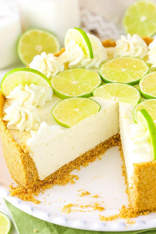 No Bake Key Lime Cheesecake Easy No Bake Dessert Recipe Recipe Lime Recipes No Bake Key Lime Cheesecake Key Lime Cheesecake Recipe