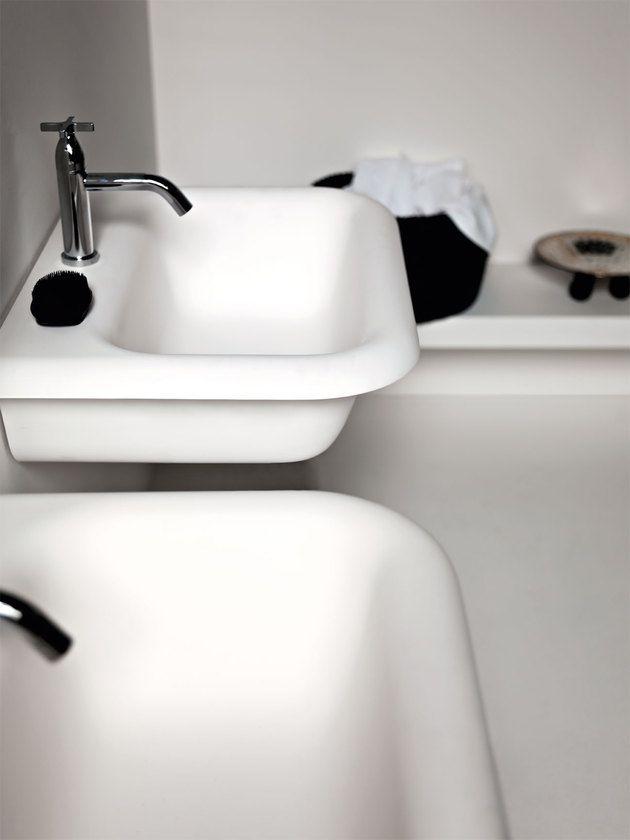 ottocento washbasin by benedini associati for agape bathrooms rh pinterest com