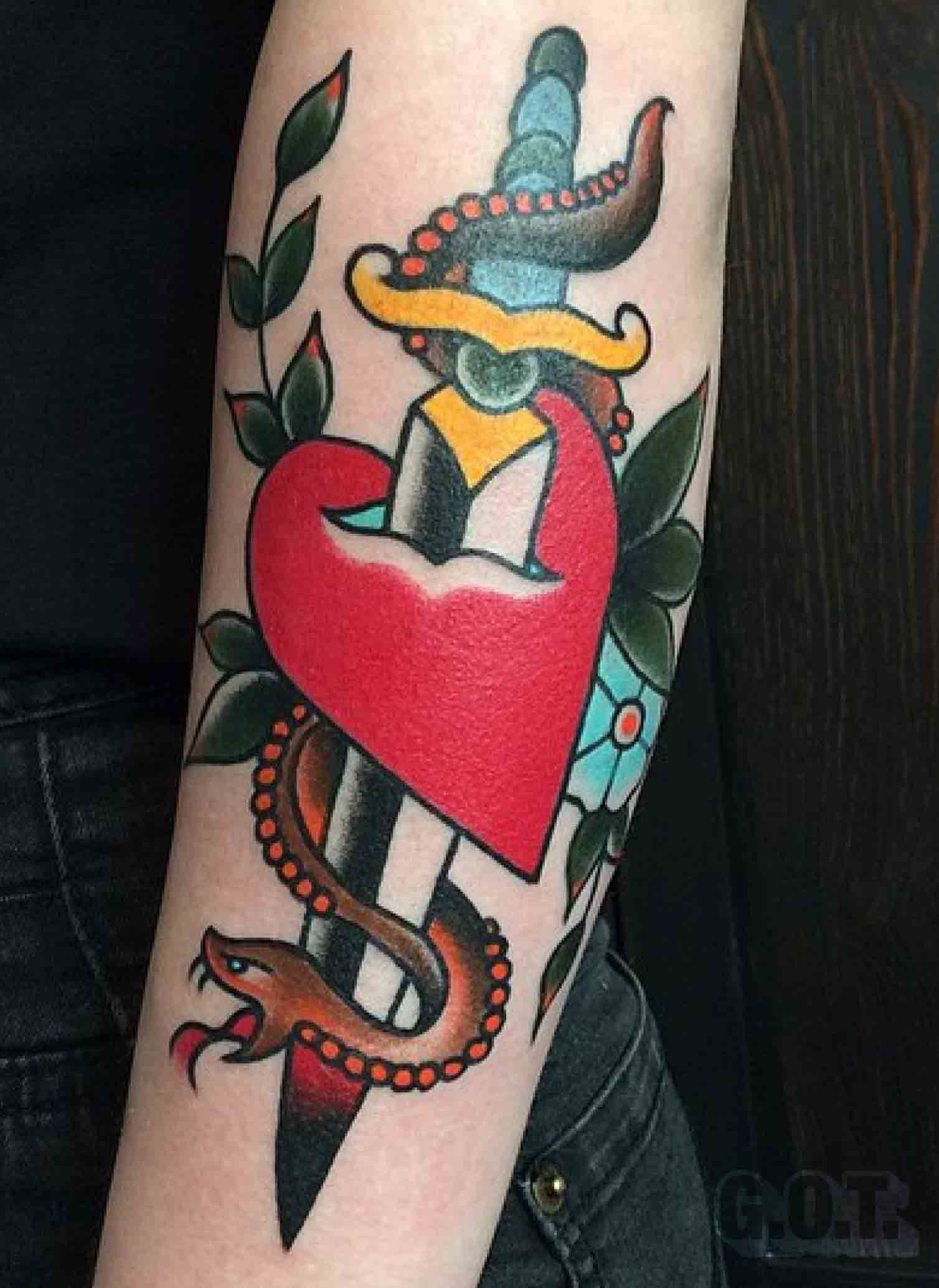 Classic Tattoo Berlin: Tattoo Swen