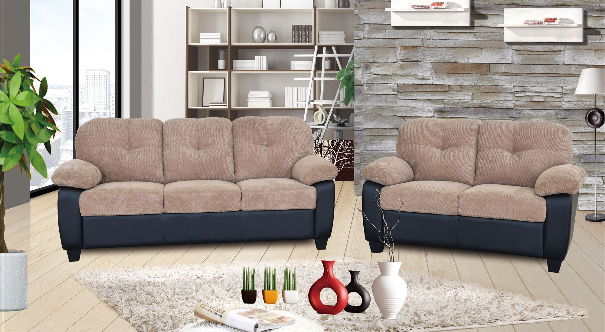 alana sofa and loveseat set products pinterest sofa living rh pinterest com
