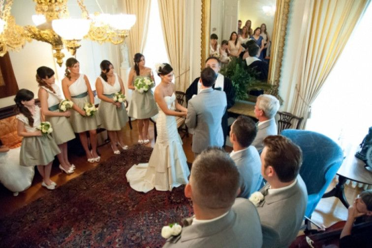 Ceremony/Receptions Wedding