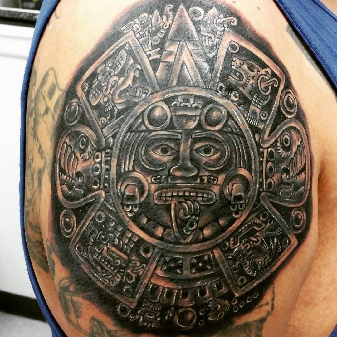 Mayan Tattoo16 Tattoo Ideas Mayan Tattoos Modern Tattoos Tattoos