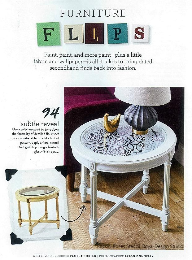 better homes gardens stenciling with flea market style stencils rh pinterest co uk