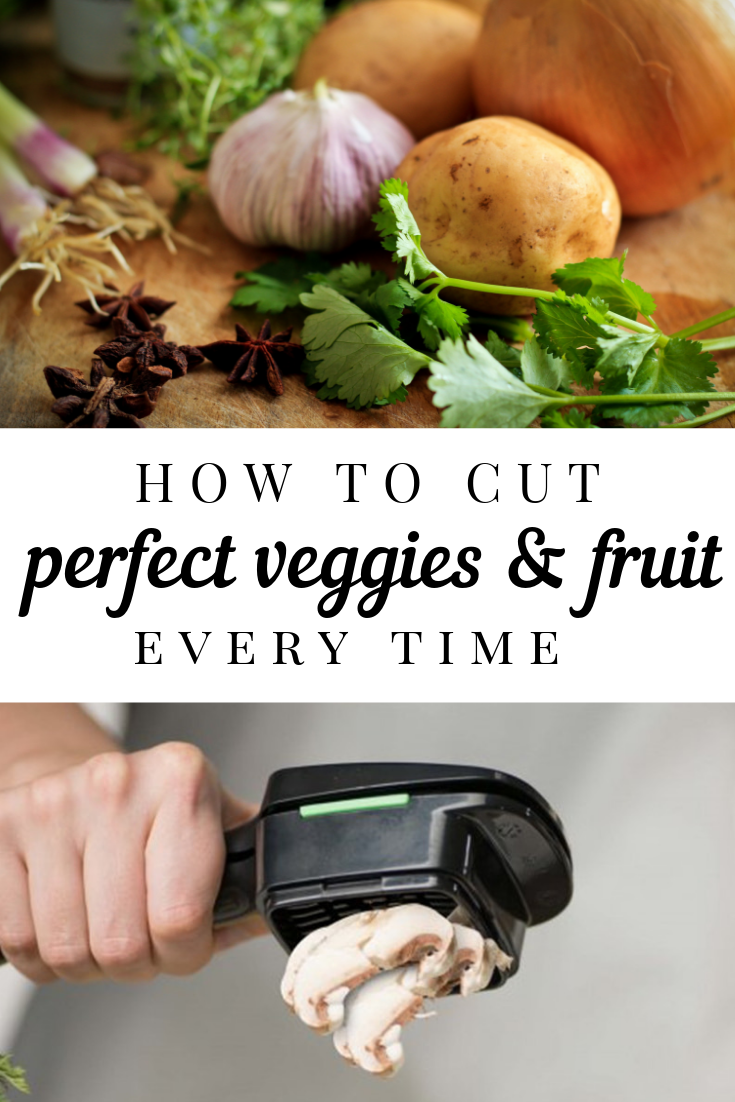 cut vegetables fruit like a pro kitchen tools and gadgets must rh pinterest com