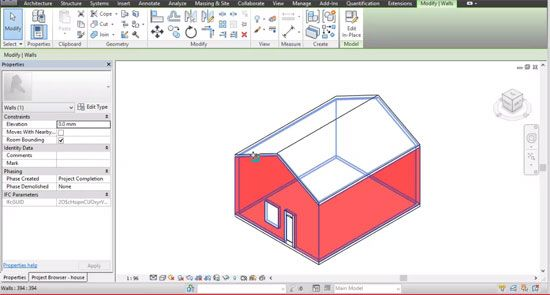 Export A Bim Model From Sketchup And Import To Revit Http Www