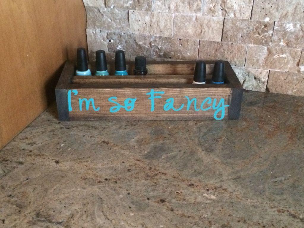 Nail polish box by Barnowlcollective