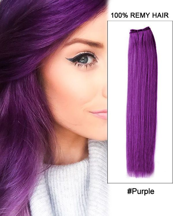 22 purple straight weave remy hair weft human hair extensions 22 purple straight weave remy hair weft human hair extensions pmusecretfo Images