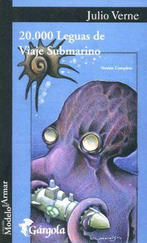 Libros Resumen De 20 000 Leguas De Viaje Submarino Libro De Aventuras Monstruos Marinos Submarino