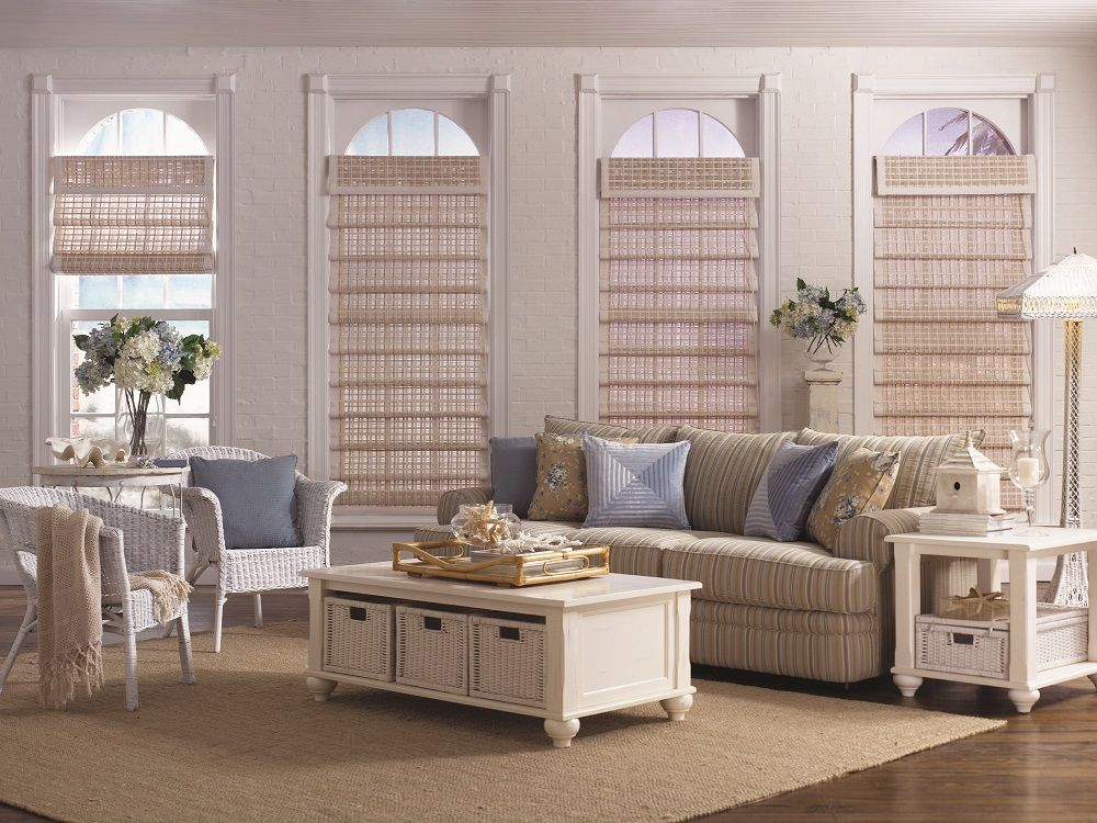 window treatments can come unlined or sheer for light filtering rh pinterest ca