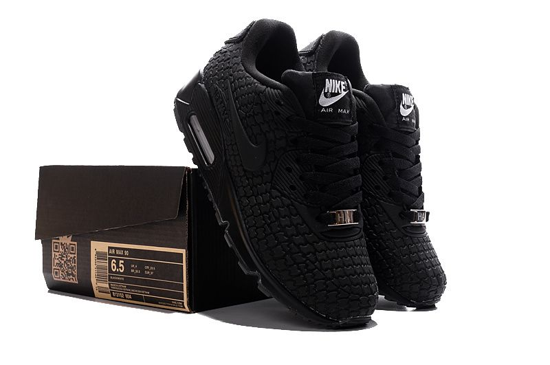 Nike Air Max Urban Goddess all black shoes Womens