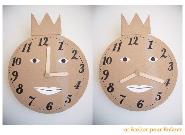 diy clock project