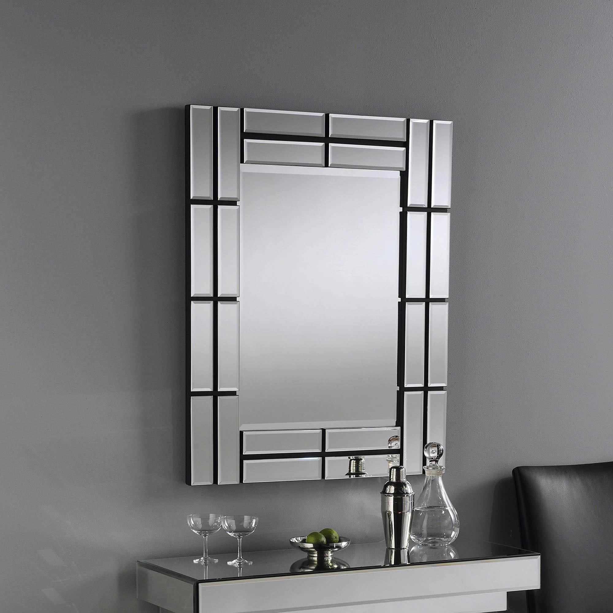 Art Black Wall Mirror Mirror Design Wall Mirror Frames Black Wall Mirror [ 2000 x 2000 Pixel ]