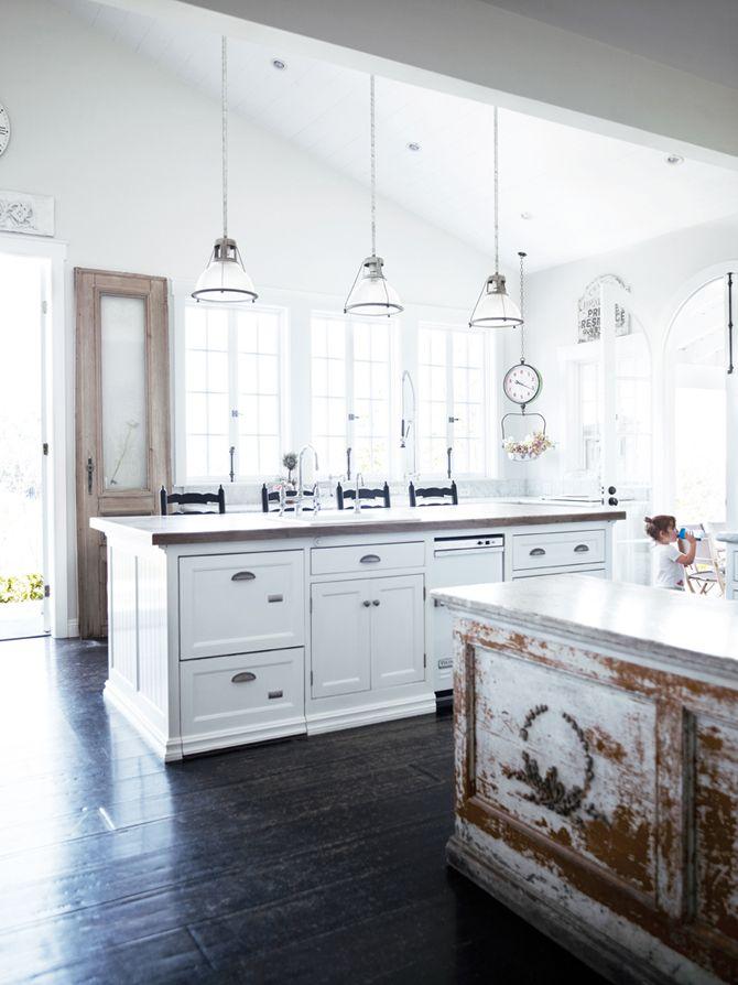 French chic kitchen Design Inspiration