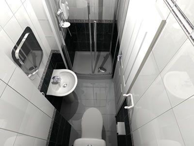 Ensuite Bathroom For Small Space In 2020 Small Bathroom Bathroom Layout Shower Room