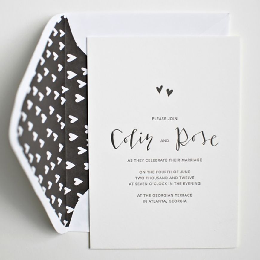 black and white wedding cards pinterest%0A Wedding Ideas by Colour  Black and White Wedding Theme   CHWV