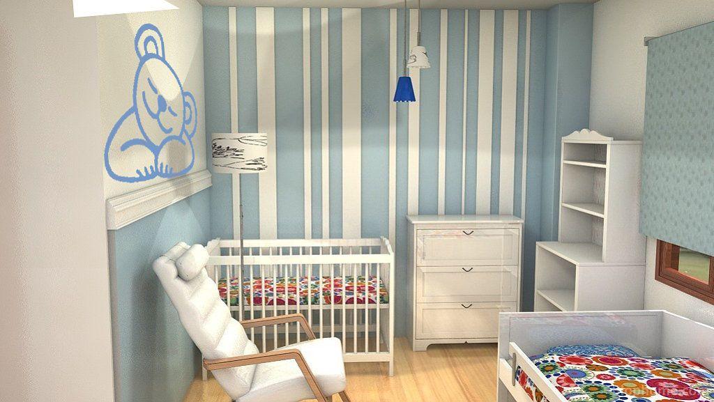 Pintar Habitacion Bebe Buscar Con Google Baby Room Habitacion - Pintar-la-habitacion-de-un-bebe