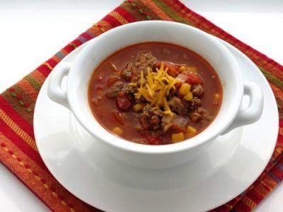 Easy Peasy Taco Soup