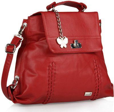 Butterflies Flap Lock Sling Bag | Bags Belts & Clutches ...