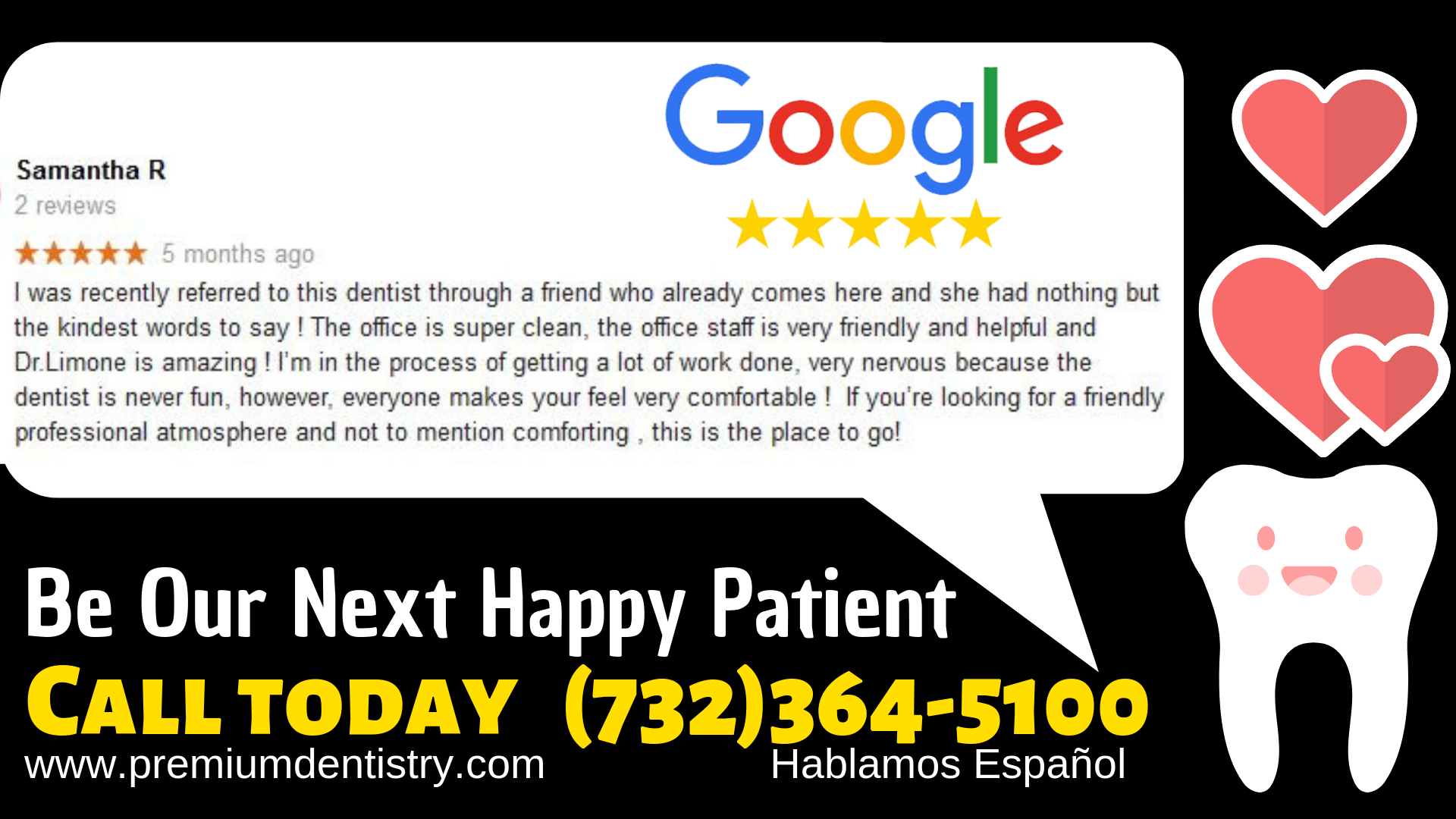 Be Out Next Happy Dental Patient By Visiting Us Today Call Us Now 732 364 5100 Top Liked Dental Practice On Route Happy Dental Painless Dentistry Endodontist