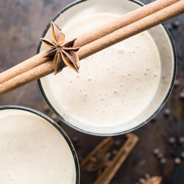 Vanilla Chai Latte Smoothie
