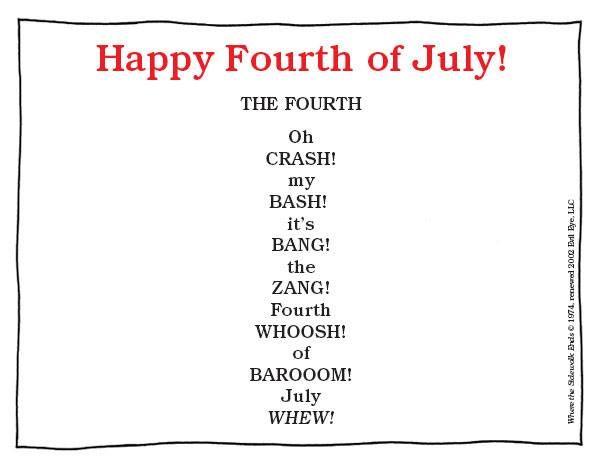 Happy Fourth of July!\