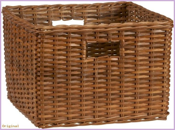 Great Absolutely Free basket and crate – Caine Square storage basket | Box and b…