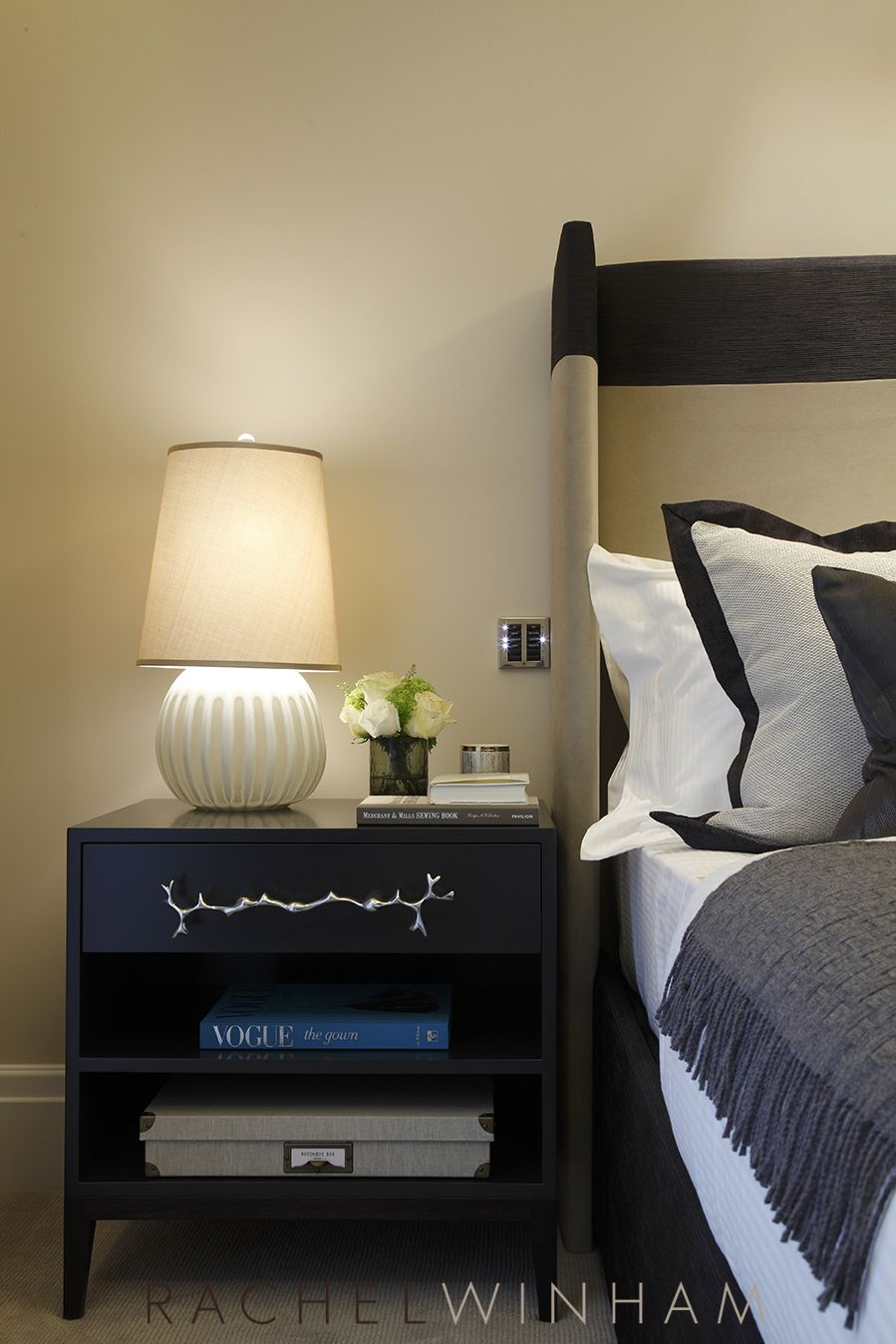 design bedroom%0A Rachel Winham Interior Design