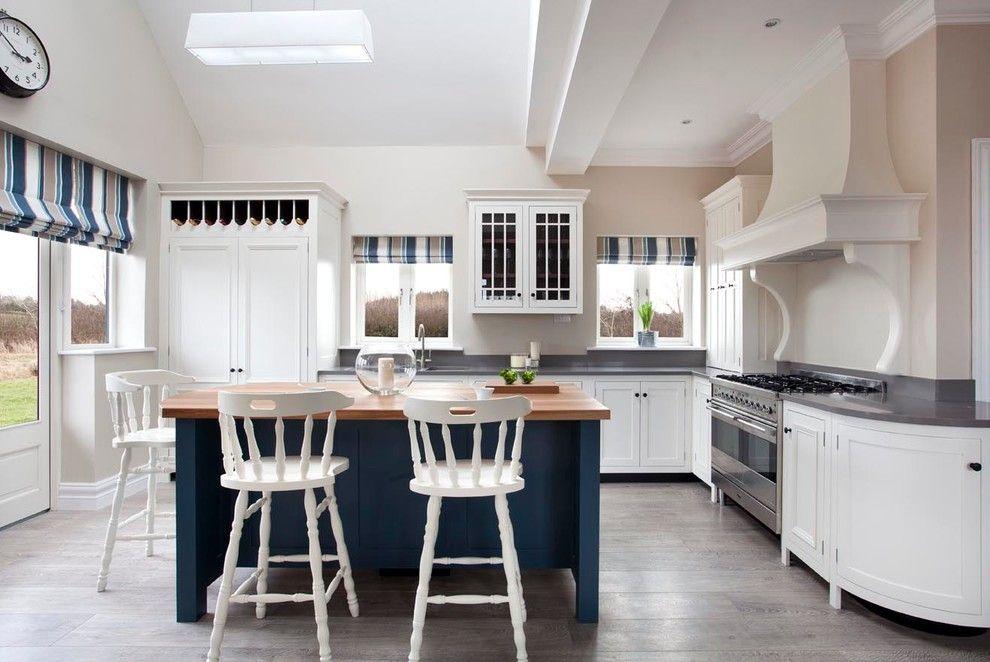 39 Bright and Beautiful Kitchen Designs 39