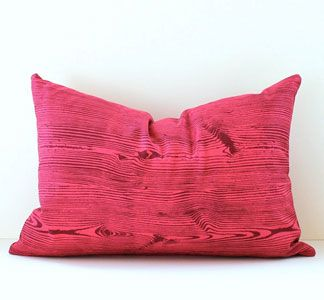Loving this Wood Grain Pillow Cover! $34 >> I think you will have to sign up, but their deals can be pretty awesome.