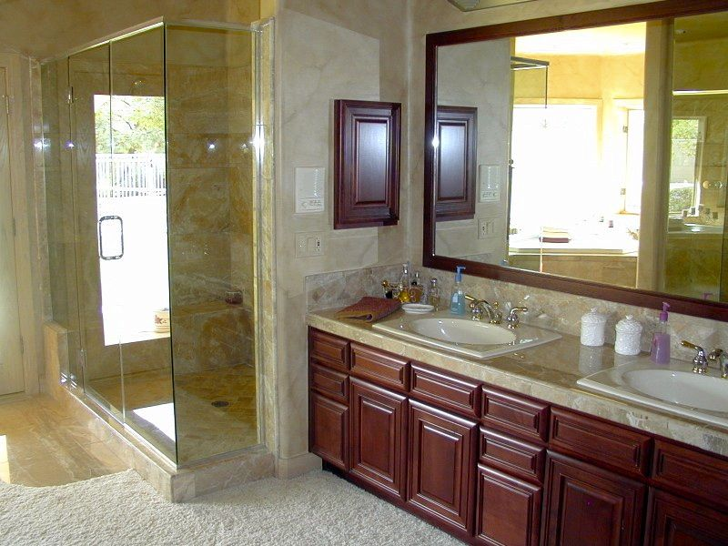 luxury bathroom design in Tempe remodeling interior