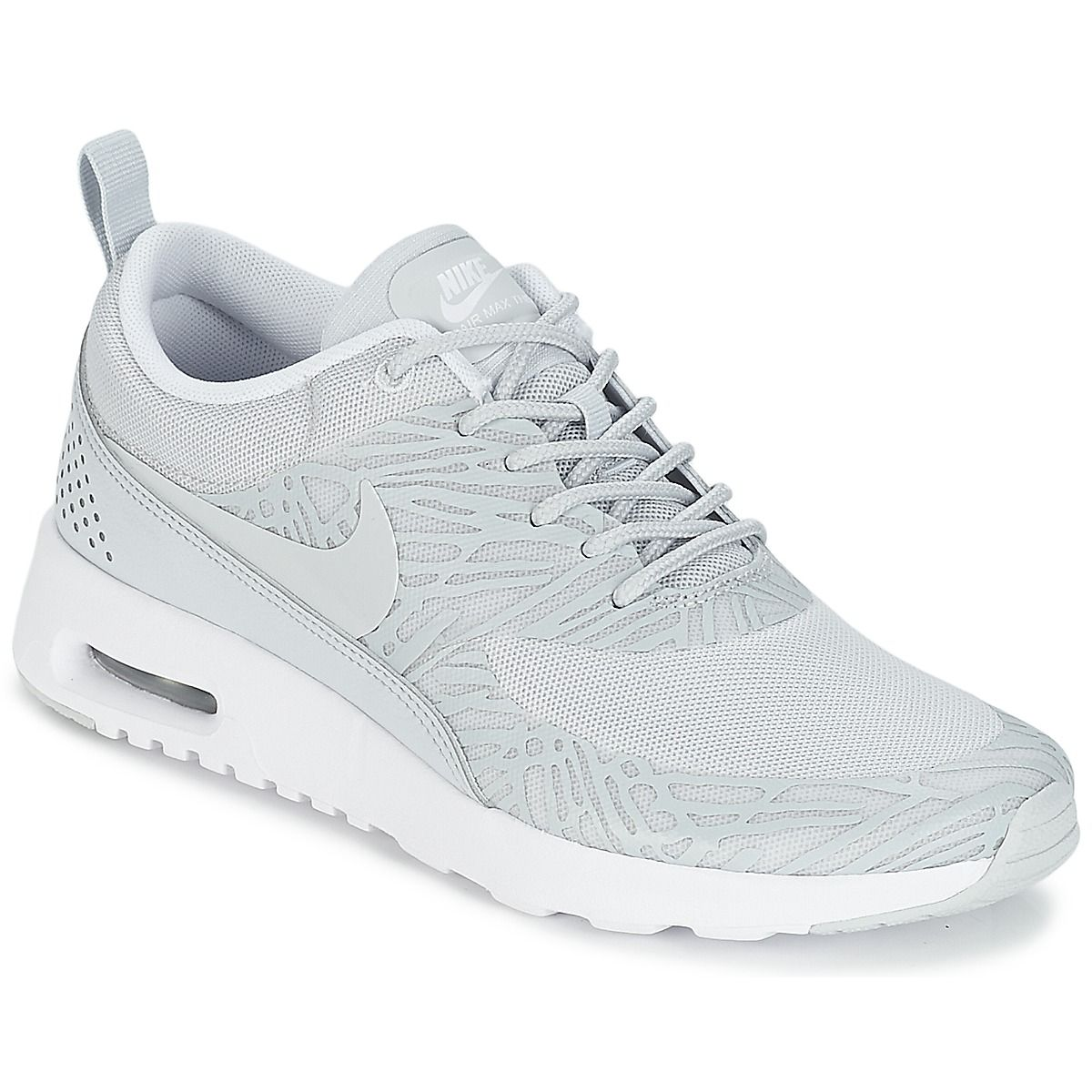 Baskets basses Nike AIR MAX THEA PRINT W Beige | Shoes