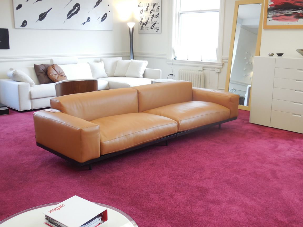 designer sofas naviglio sofa by Arflex luxury