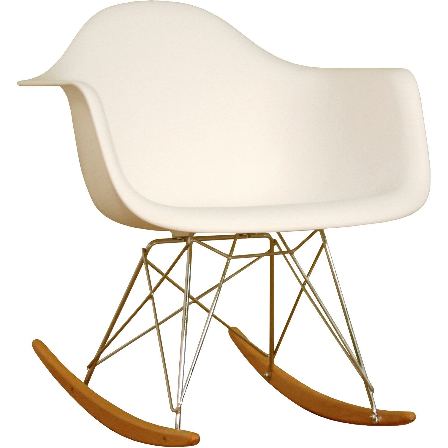 Mod Made Paris Tower Rocker/ Rocking Chair by Mod Made | Paris ...