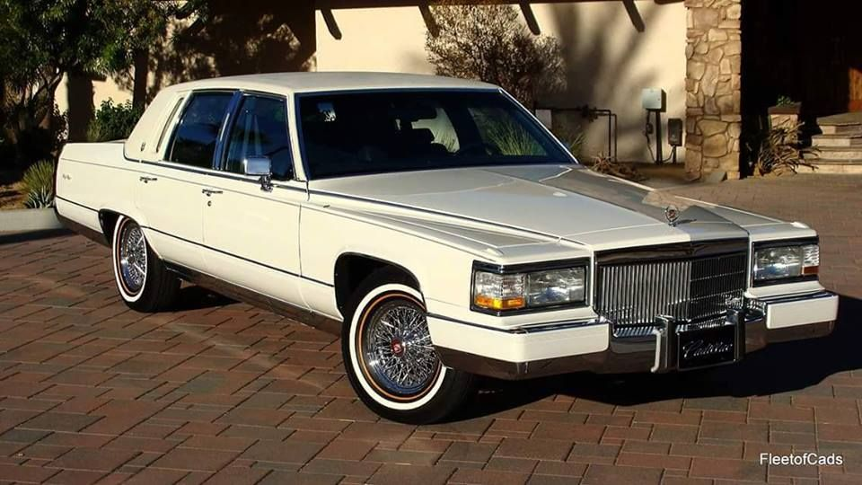 cadillac de brougham d 39 elegance v 8 1992 1990 to 1999 carz pinterest cadillac cars and. Black Bedroom Furniture Sets. Home Design Ideas