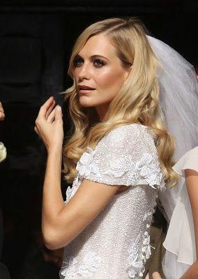 La boda de Poppy Delevigne