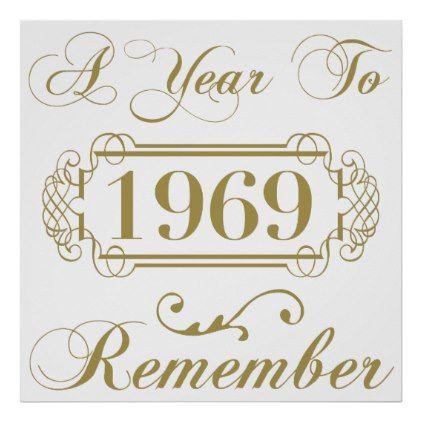 50th Wedding Anniversary Poster | Zazzle.com #20thanniversarywedding