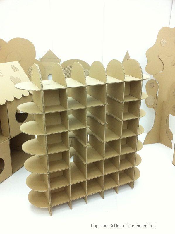 cardboard shelves my cardboard decoration pinterest shelves rh pinterest com